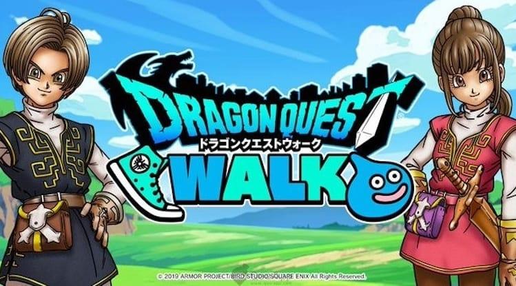 Dragon Quest Walk Is Square Enix's Answer To Pokemon GO (VIDEO)
