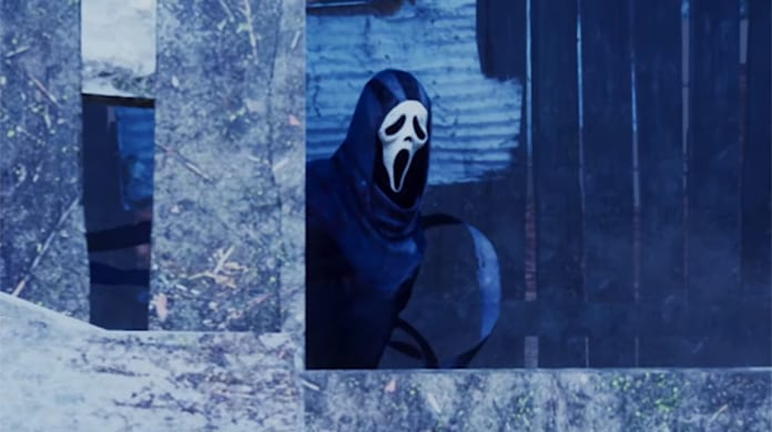 Dead by Daylight Ghostface