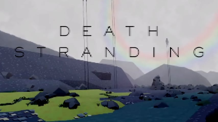 Death Stranding PlayStation 1 Game