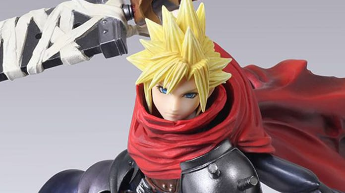Final Fantasy Vii Cloud And Sephiroth Figures Revealed