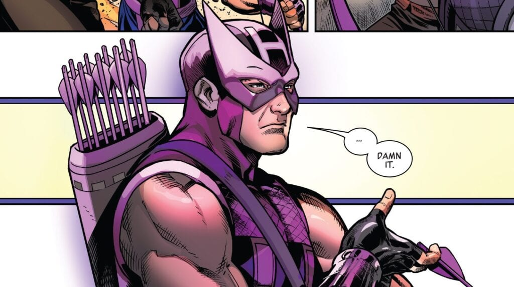 """Marvel's Avengers Director Promises They """"Didn't Forget About Hawkeye"""""""