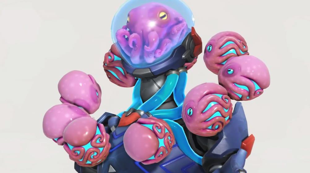 Overwatch Zenyatta Skin