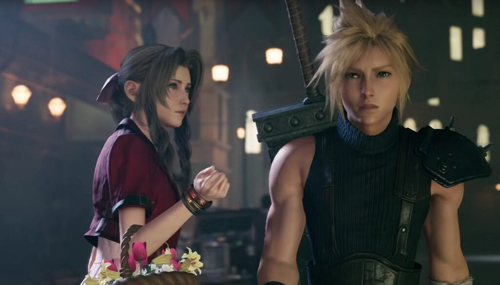 Final Fantasy VII Remake Will Feature A Brand New Voice Cast
