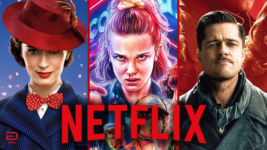 Netflix July 2019: What's New and What's Leaving (VIDEO)