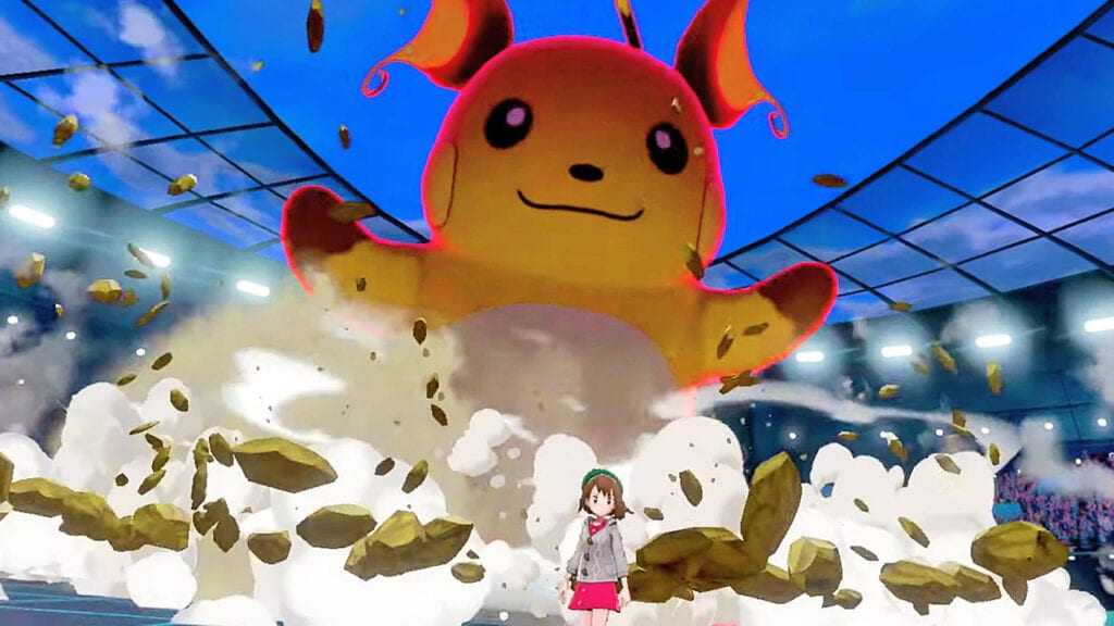 Pokémon Sword And Shield Features Giant Battles, Multiplayer Raids (VIDEO)