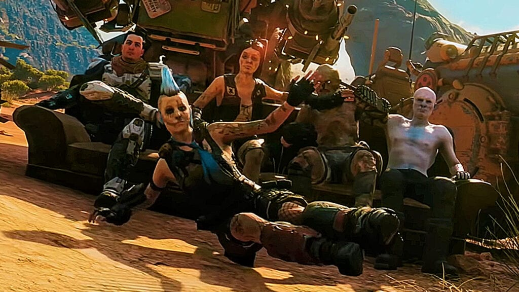 Rage 2: Rise Of The Ghosts Expansion Revealed At E3 2019 (VIDEO)