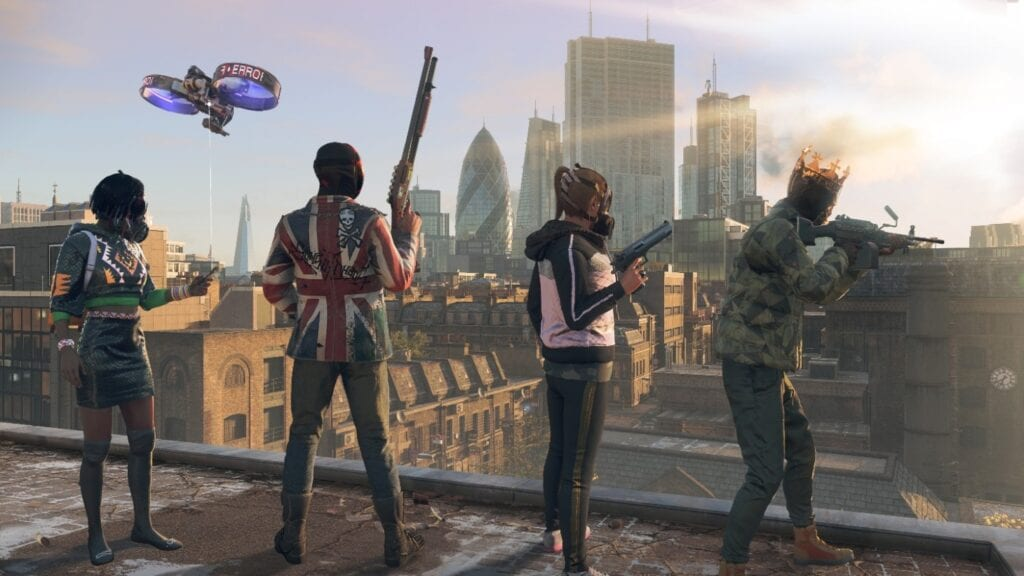 Watch Dogs Legion Designed To Be Replayed 20 Times