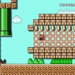 Super Mario Maker 2 Level