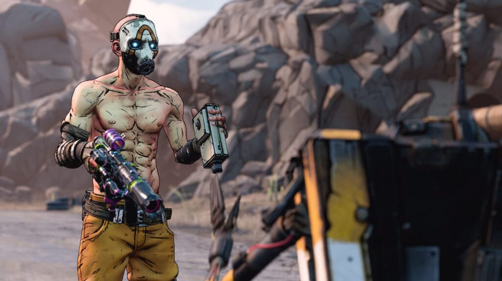 Borderlands 3 Claptrap Steve Trailer