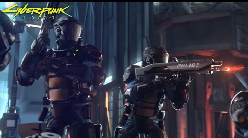 Cyberpunk 2077 Will Have A Wanted System And Corrupt Cops