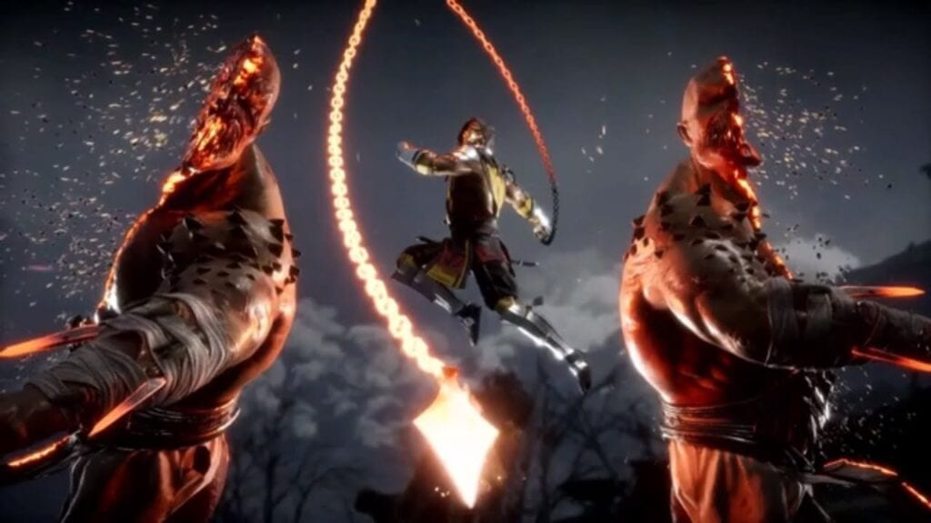 Mortal Kombat Fatality Figures