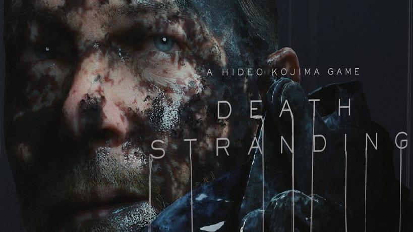 Death Stranding Box Art