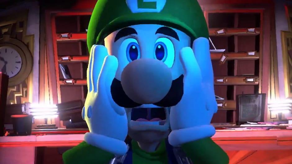 Luigi's Mansion 3 Release Date Leak