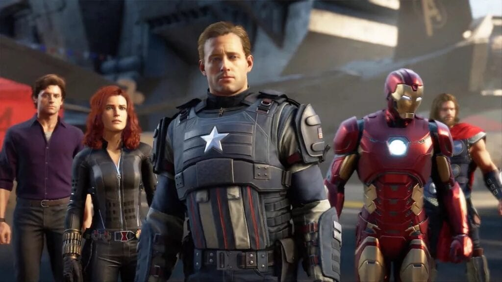 """Marvel's Avengers """"One Of The Most Stunning"""" Games Nolan North Has Seen"""