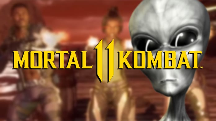 Mortal Kombat 11 Area 51