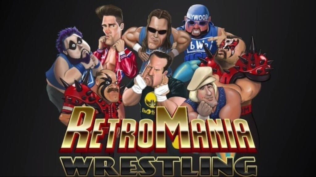RetroMania Wrestling Confirmed For Nintendo Switch (VIDEO)