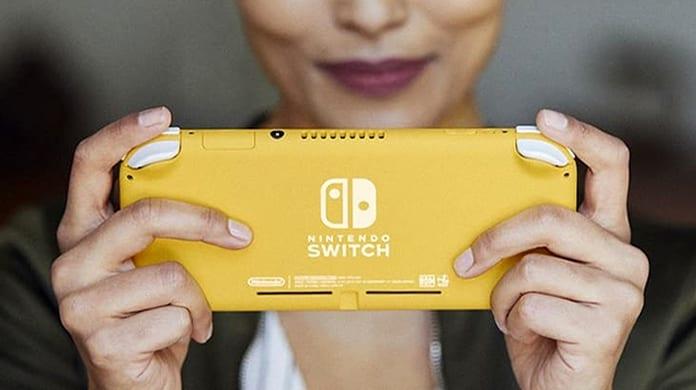 Nintendo Switch Lite Nintendo Switch Data Transfer