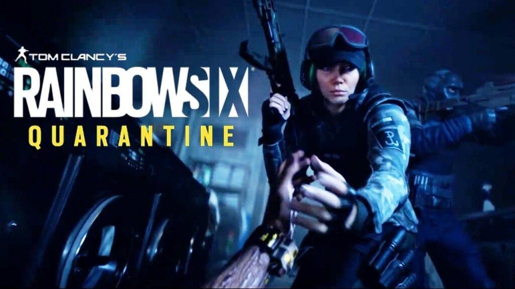 Rainbow Six Quarantine Release Window Revealed