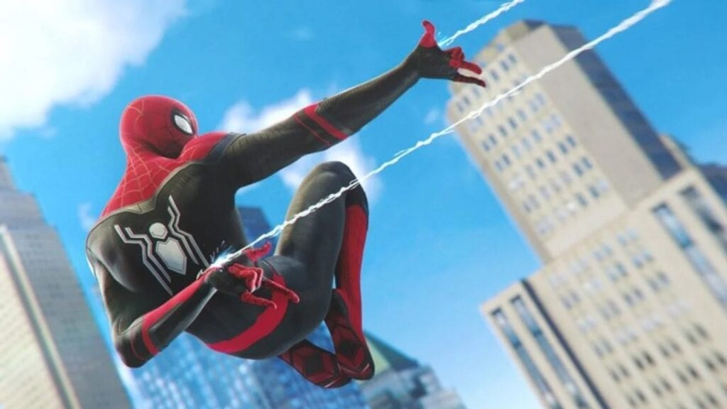 Spider-Man PS4 Adds Two New Suits From Spider-Man: Far From Home