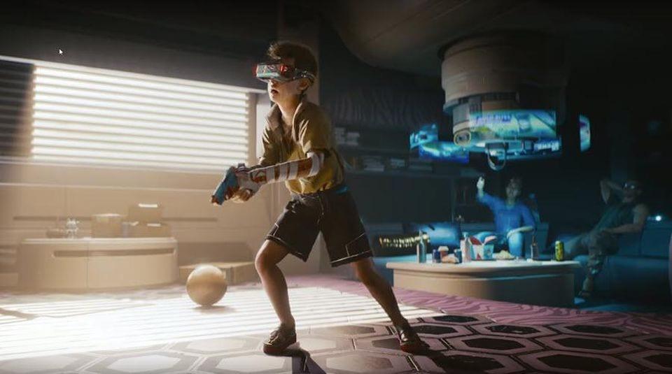 Cyberpunk 2077 kids