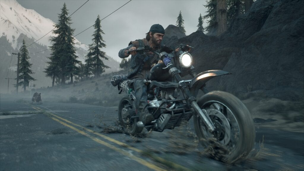 Days Gone Update Adds New Bike-Themed Challenges