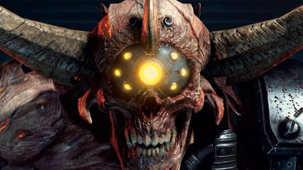 doom eternal doom hunter enemy