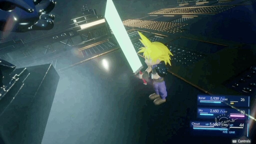 Final Fantasy VII Remake Has Been Lovingly Recreated In Dreams (VIDEO)