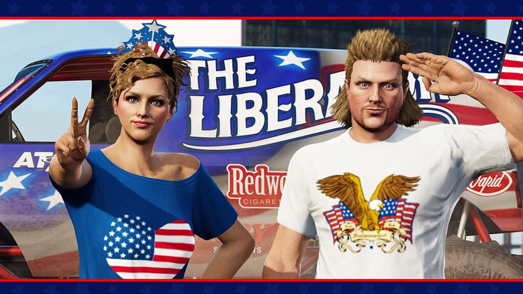 GTA Online Fourth Of July Event Celebrates 'Murica (VIDEO)
