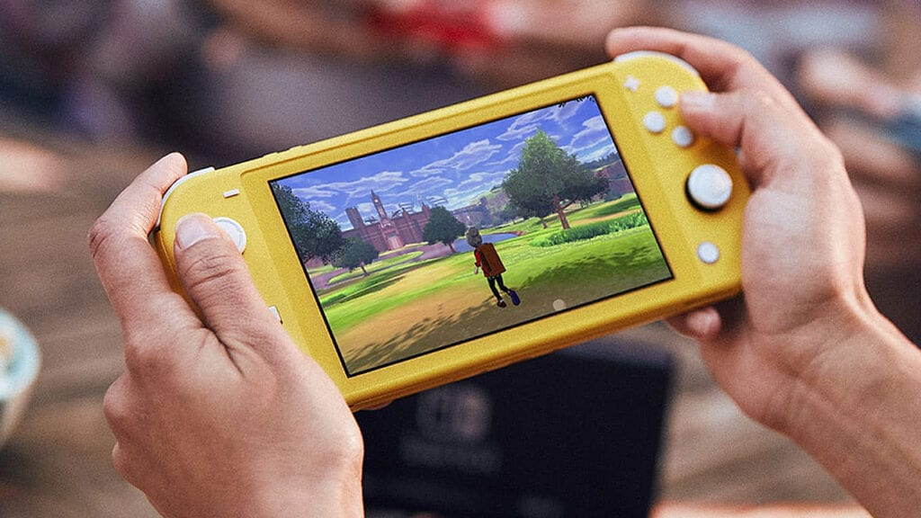 Nintendo Switch Lite Console Officially Revealed (VIDEO)