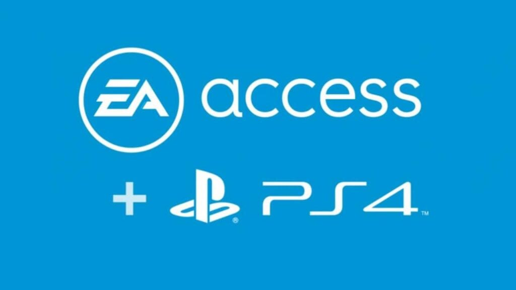 EA Access Now On PS4, But Many Big Games Missing