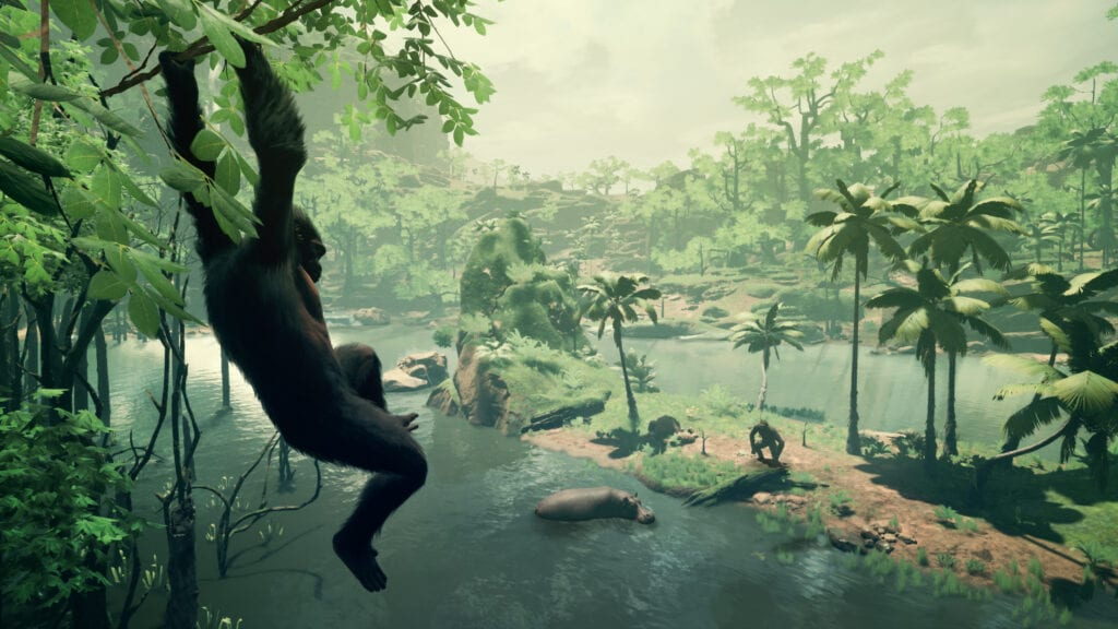 Ancestors: The Humankind Odyssey Launches 'Experiences' Series Detailing Game's Influences (VIDEO)