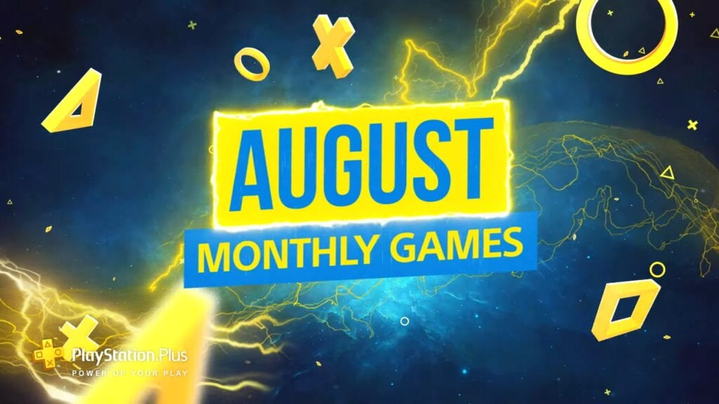 PlayStation Plus Free Games for August 2019 Revealed (VIDEO)