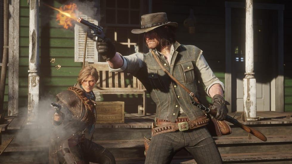 Red Dead Redemption 2 PC Graphics Settings Revealed Via Companion App