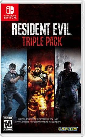 Resident Evil 5, Resident Evil 6 Nintendo Switch Release Date Revealed