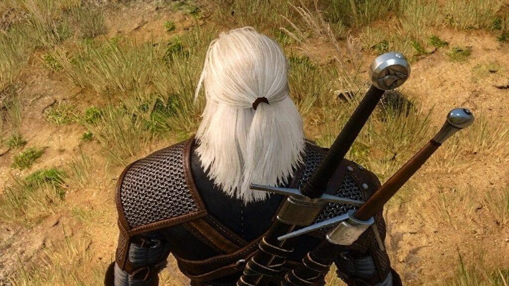 This Witcher 3 Mod Makes Geralt Heckin' Gorgeous