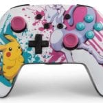 Pokemon Nintendo Switch Controller