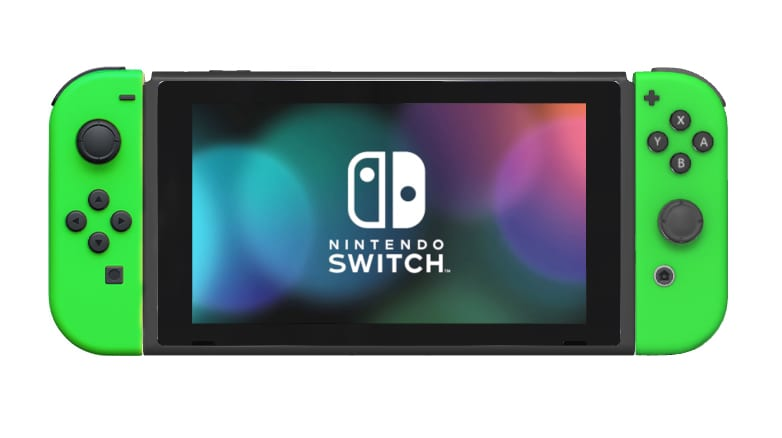 Nintendo Switch Green Joy-Con