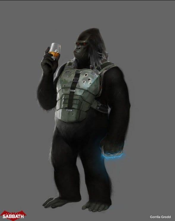 Cancelled Batman Arkham Knight Sequel Concept Art Leaked