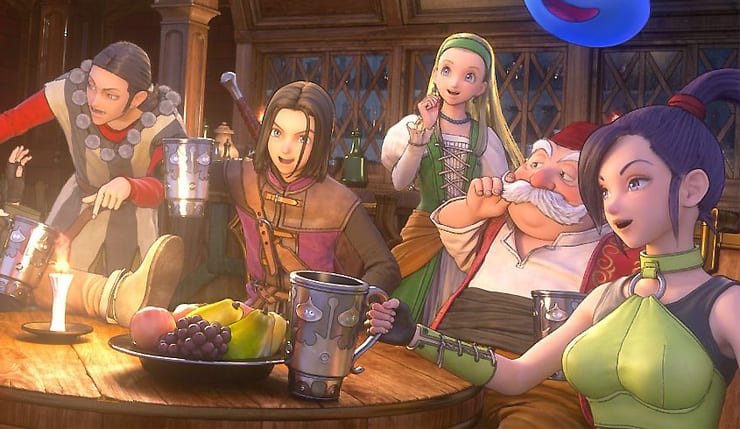 Dragon Quest XI S Nintendo Switch Demo Coming Soon