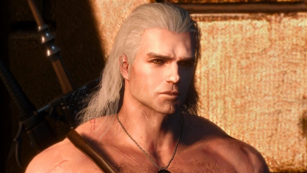 The Witcher 3: Wild Hunt Meets Netflix Show With New Henry Cavill Mod
