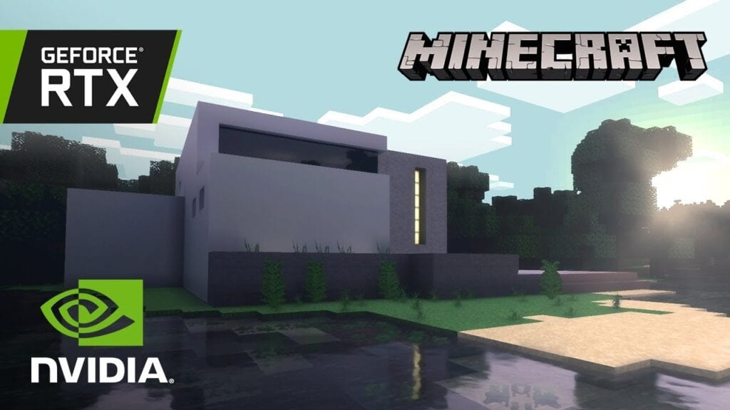 Minecraft Is Getting Official Ray Tracing Support (VIDEO)