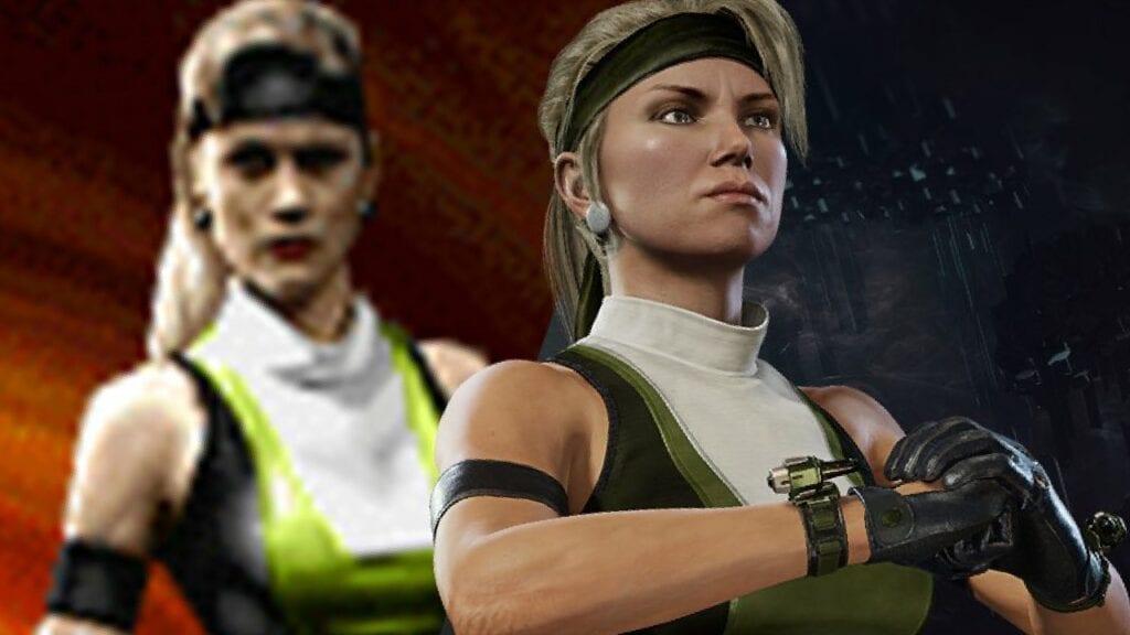 Mortal Kombat 11 Debuts Klassic MK3 Sonya Skin