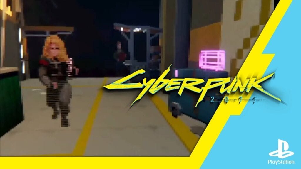 Cyberpunk 2077 As A PS1 Game is Still Awesome (VIDEO)