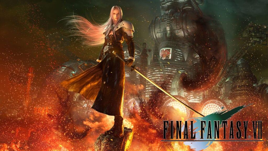 sephiroth final fantasy 7 feat