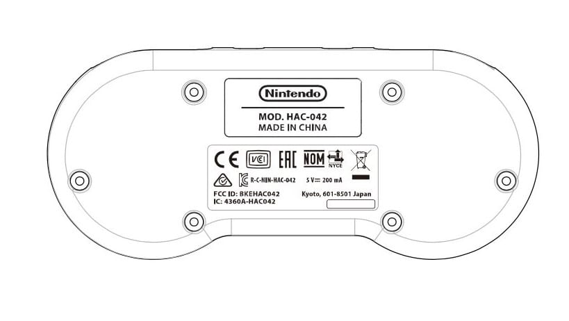 Nintendo Switch SNES Controller Revealed Via New Patent