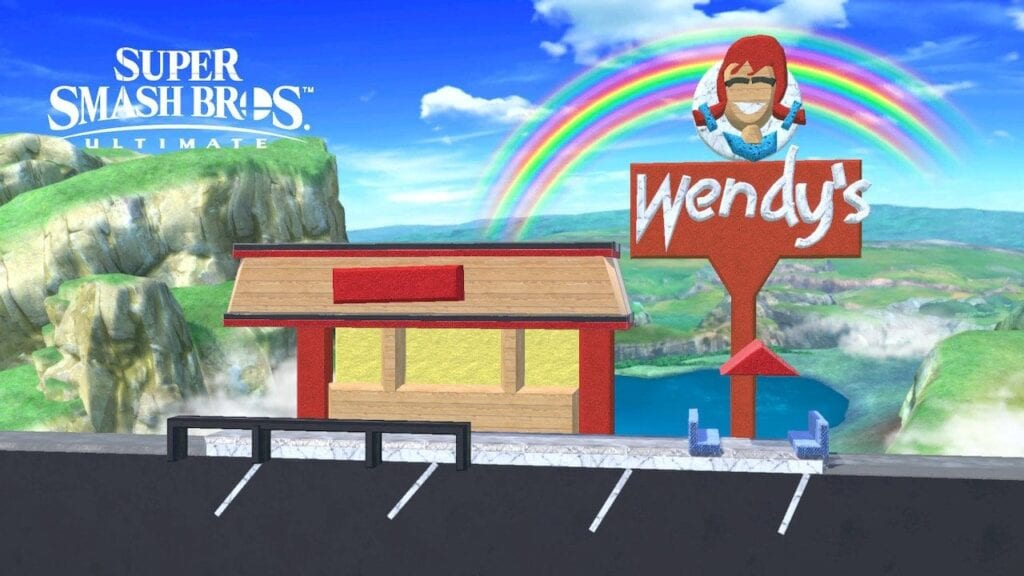 Wendy's Super Smash Bros