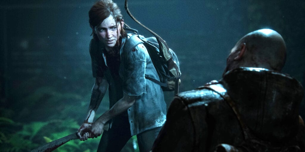 The Last of Us Part II Media Event