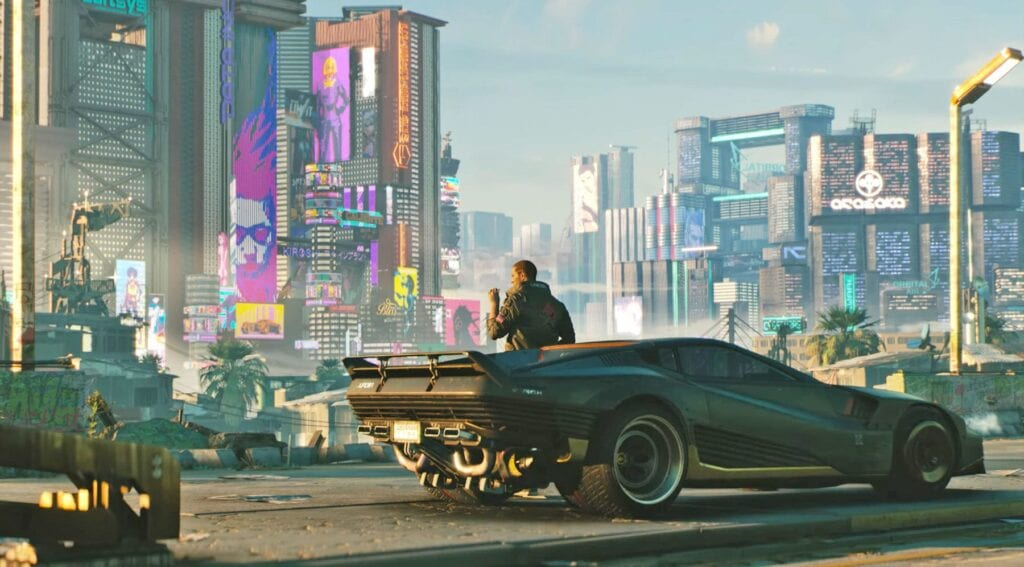 Cyberpunk 2077 Quests