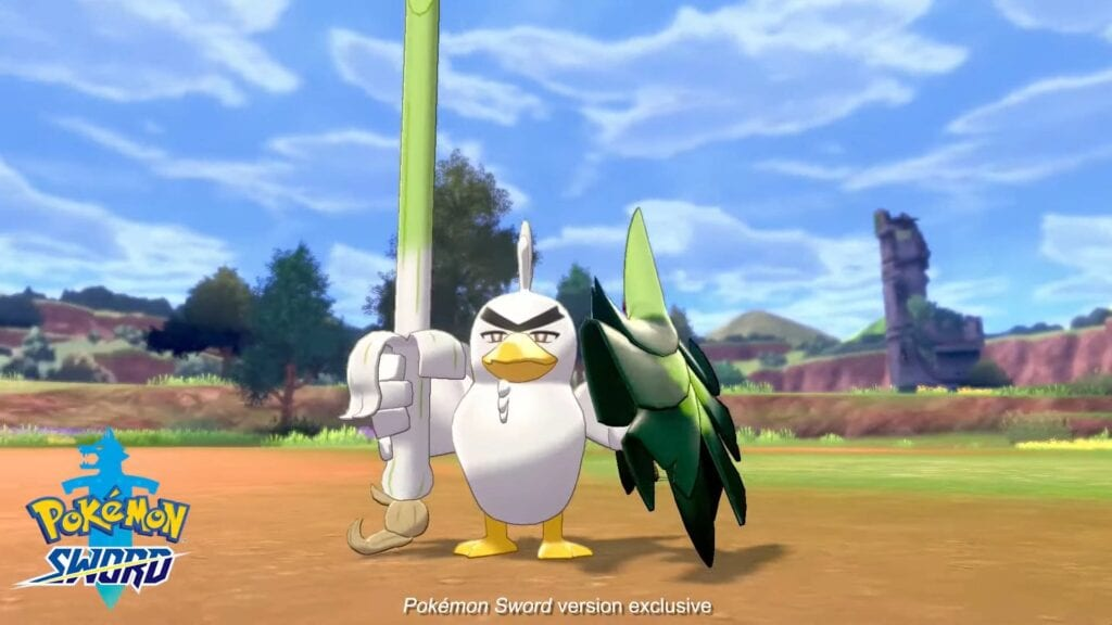 Pokémon Reveals Chilvarious New Farfetch'd Evolution, 'Sirfetch'd' (VIDEO)