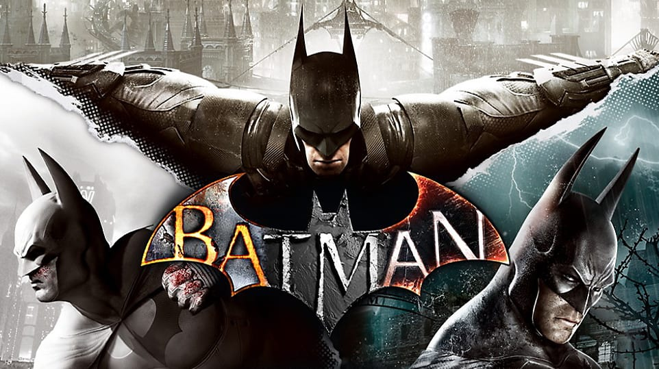 Batman Free Games Epic Games Store